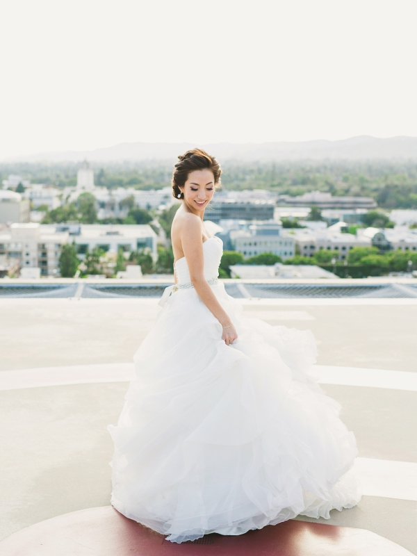 ELIZABETH ANNE DESIGNS : Glamorous Beverly Hills Wedding