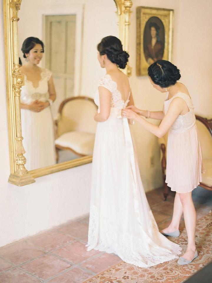STYLE ME PRETTY : Santa Barbara Wedding From Lane Dittoe Fine Art Wedding Photographs