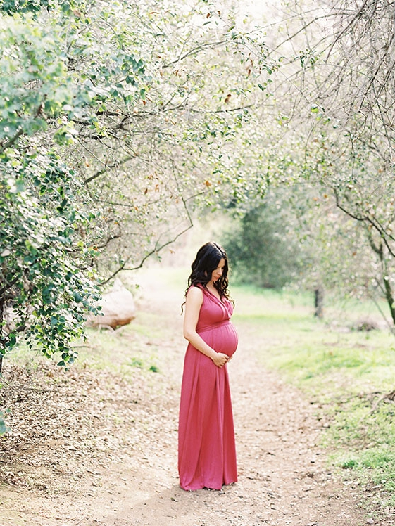 GREEN WEDDING SHOES : Our Maternity Photos