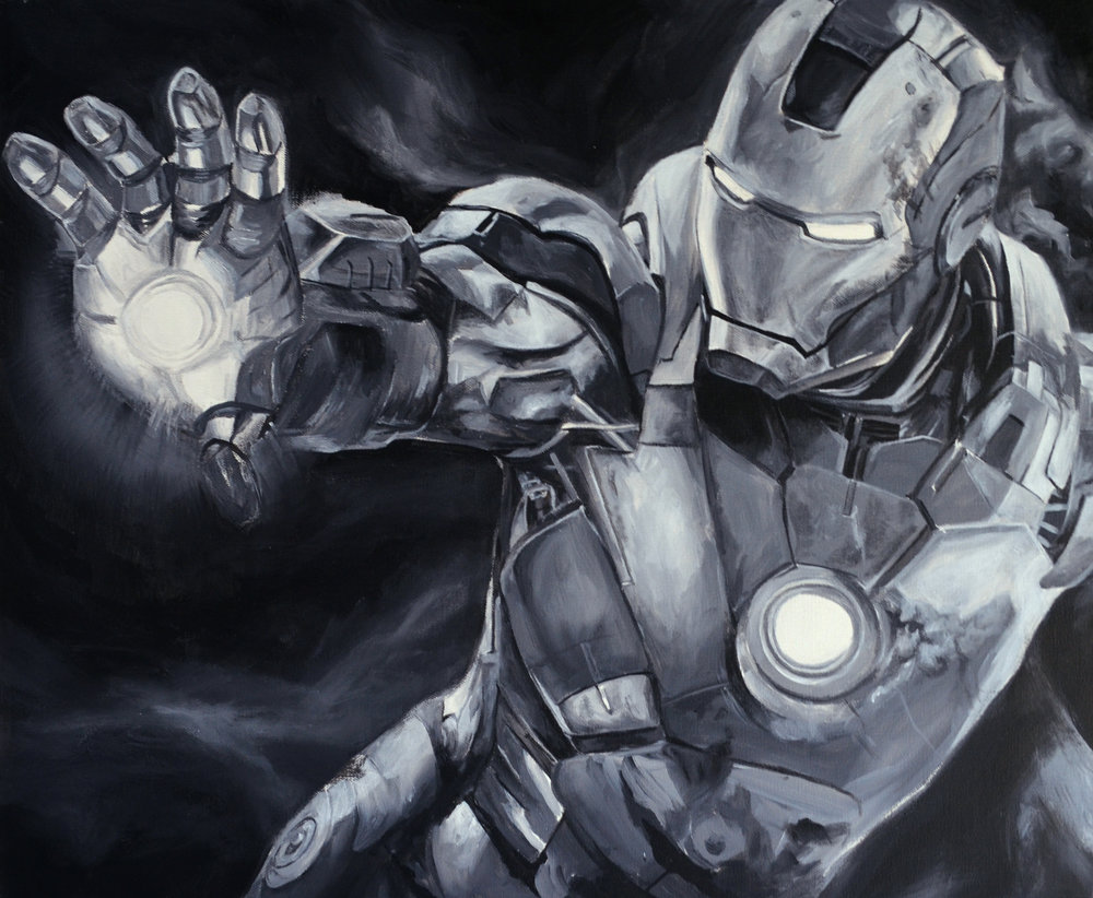 34 Iron Man painting.jpg