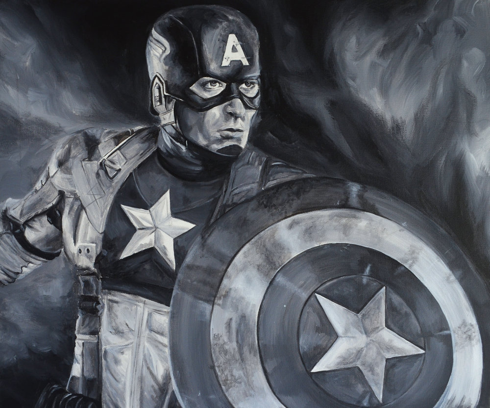 Captain America - Avengers Series