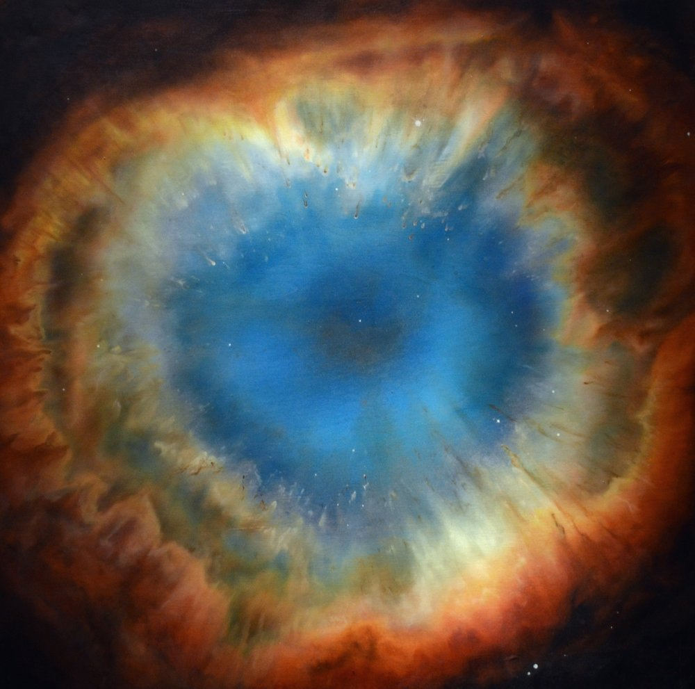 God's Eye Nebula [NGC 7293]