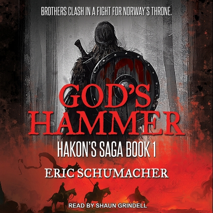 God's Hammer Audio Book Cover