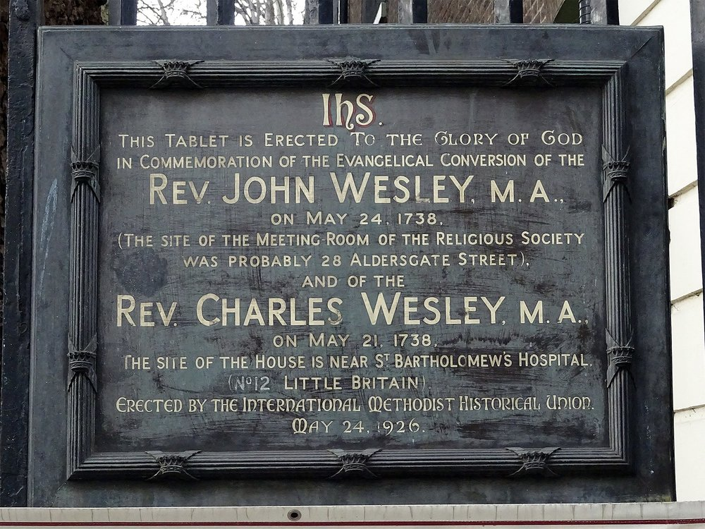 "Anglican Heritage   Two young Anglican priests named Charles & John Wesley started a movement called ""Methodism"" that has been breathing fresh life into ancient traditions for over 200 years.  Original Image"