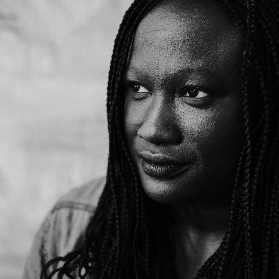 Lanecia Rouse Tinsley @larartstudio Artist in Residence Spiritual Director