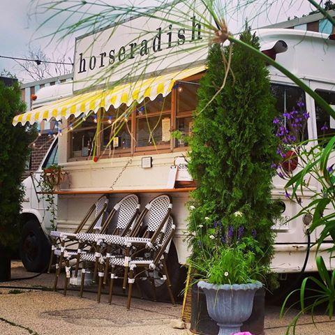 Horseradish Food Truck, 2015