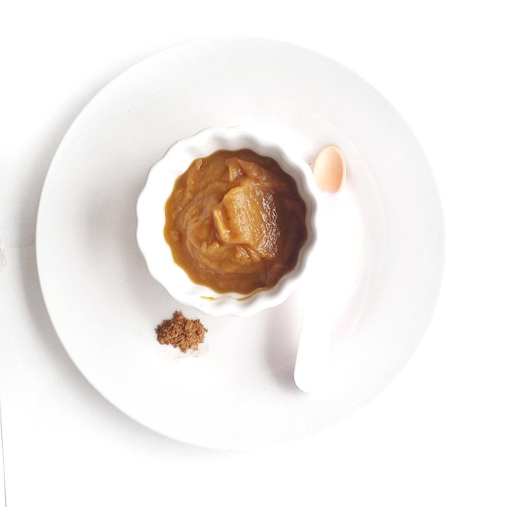 Sweet Potato Puree for Babies