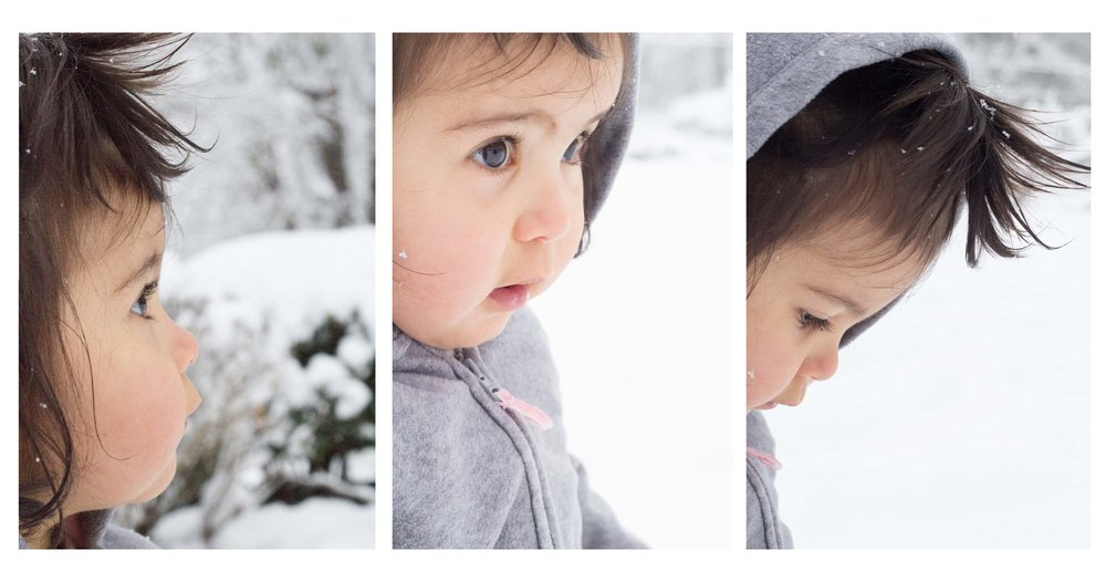 winter toddler photography ideas