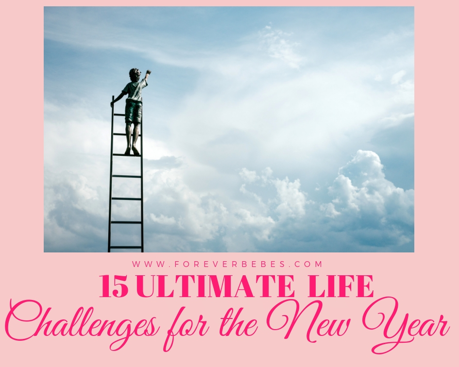 15 ulitmate challenges for the new year