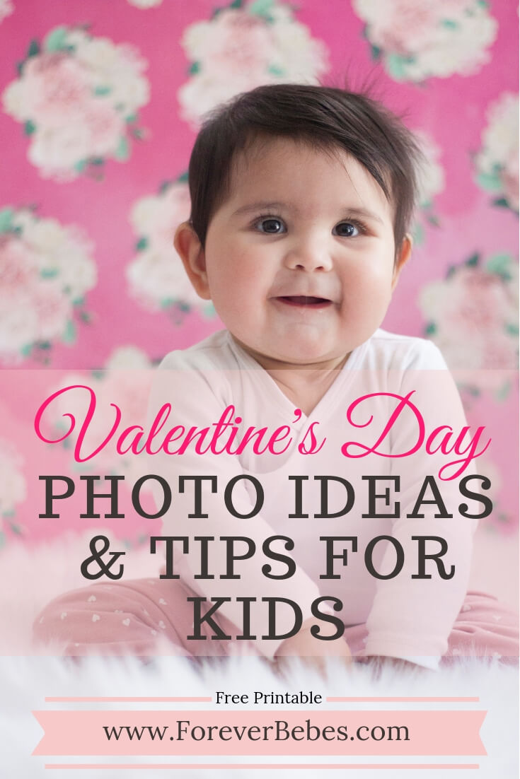 valentine's day photos ideas for kids