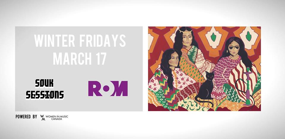ROM Winter Fridays - Souk Sessions