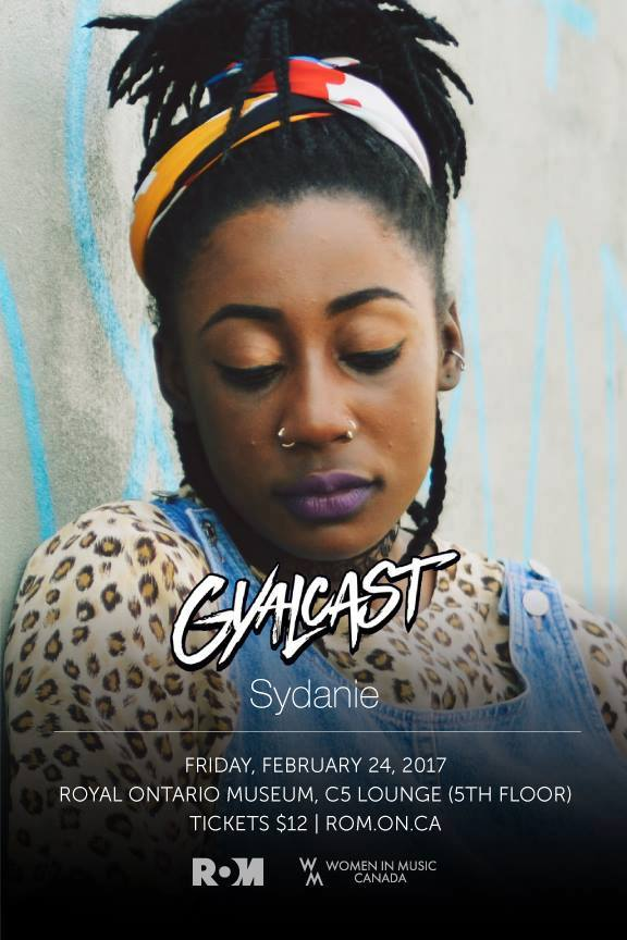 ROM Winter Fridays - Gyalcast