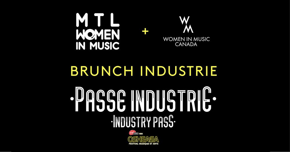 WIMC + WIM - Montreal Industry Brunch