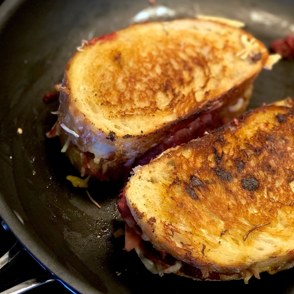 River-Runs-Wild-Vegan-Reuben-Recipe-Sandwich-St-Patricks-Day-Food-Plant-Based-Vegetarian