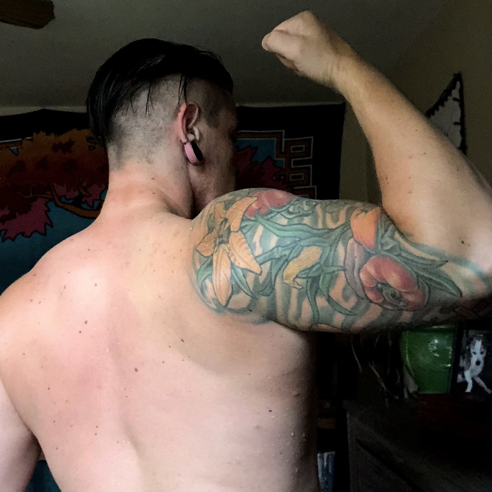 Arm progress, July 2018