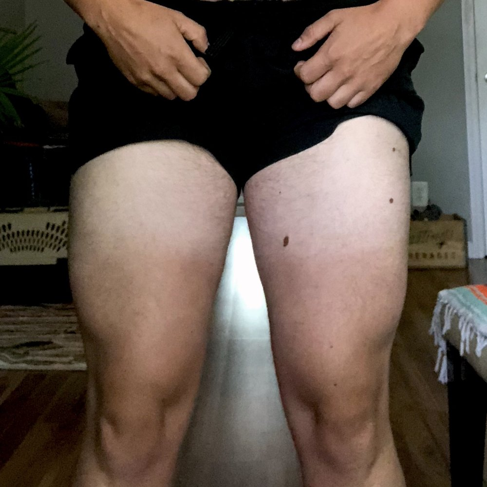 Quads progress, July 2018