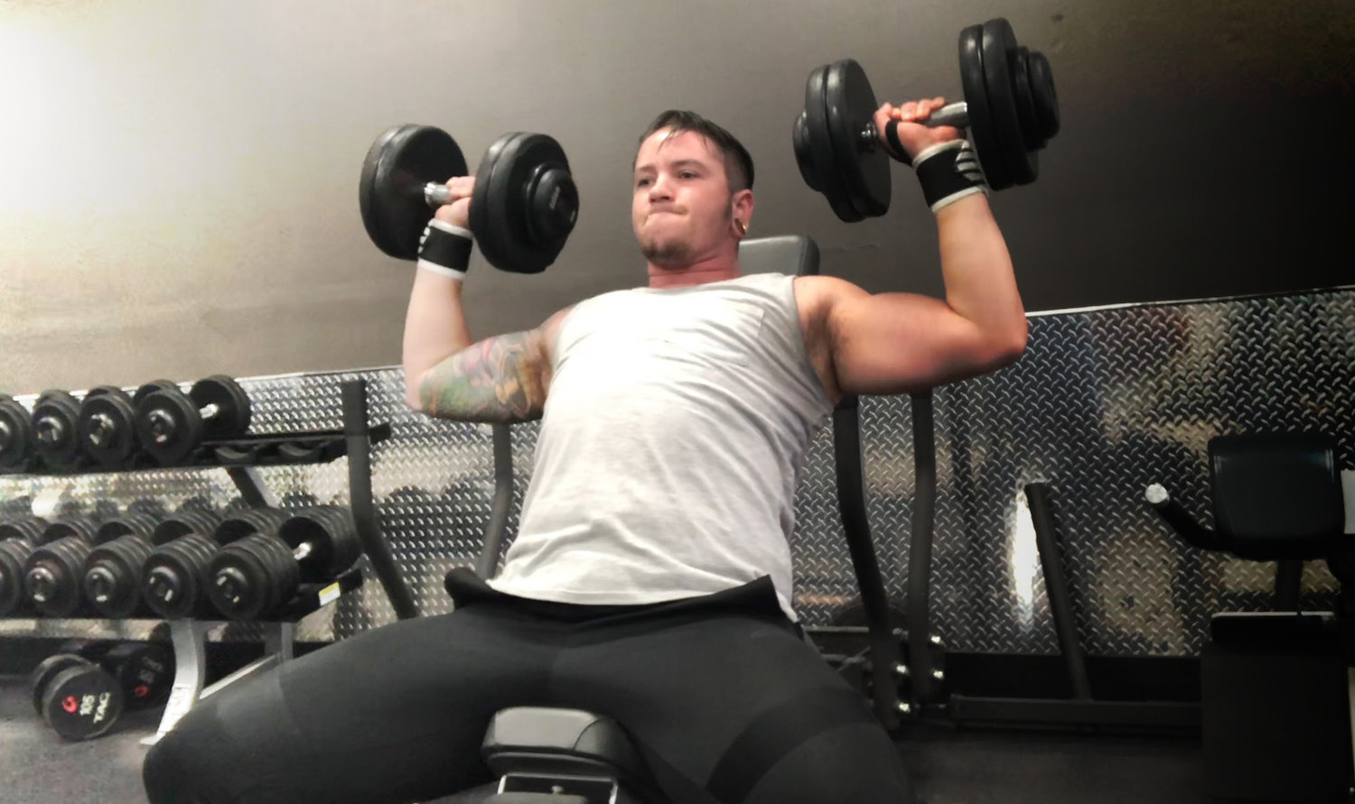 FULL WORKOUT - Shoulders and Arms - BULK Series Ep 8 - FTM