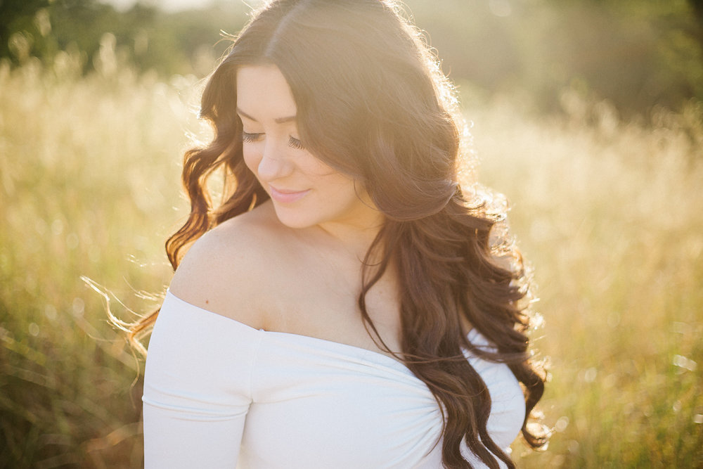 Golden hour. The end. (Image by  Poppy & Sage Photography .)