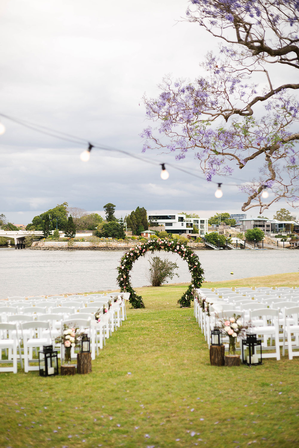 Riverside Receptions. Photography by Poppy & Sage Photography.