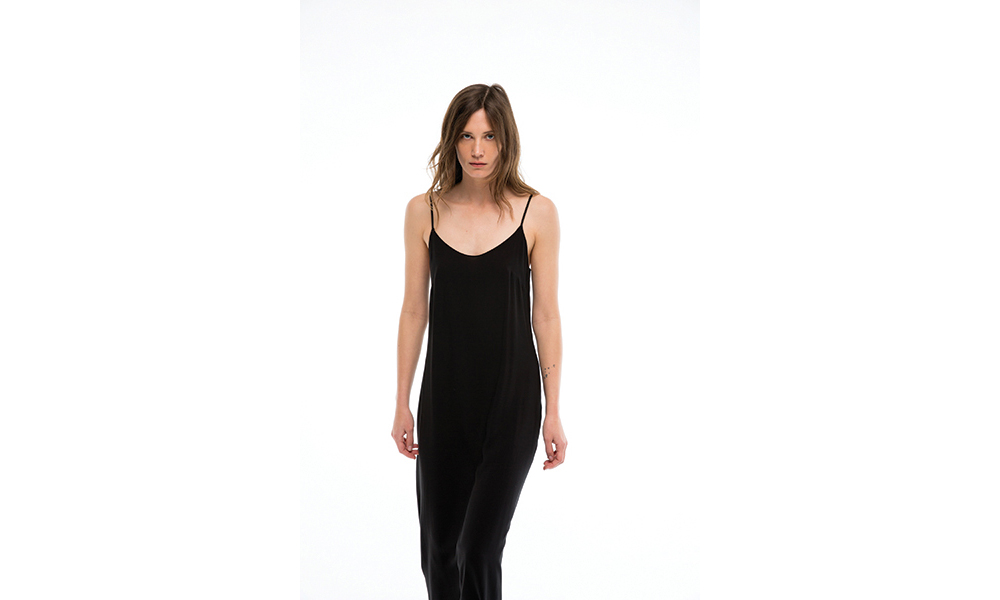 Jesse-Kamm-Black-Slip-Dress