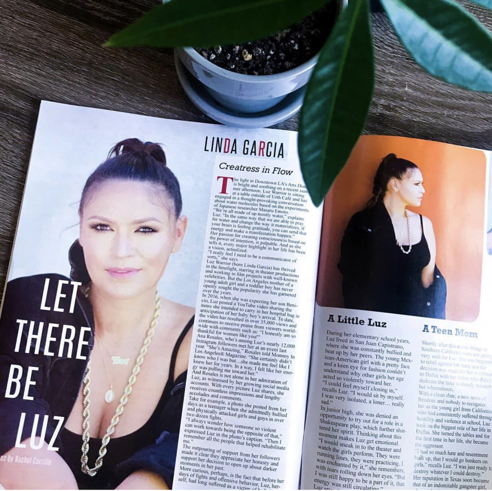 Published in  - Mommy in Los Angeles Magazine