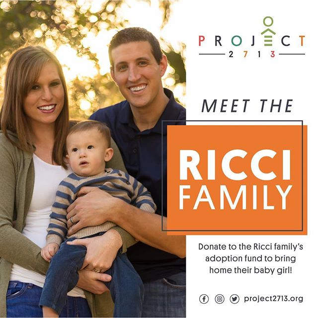 Meet the Ricci family and read their adoption story. Life is always full of surprises and trusting in God's plan and provision is always perfect. Read their story, share and donate. Link in bio. . . . . . #riccifamilyadoption #fundraising #texas #supportadoption #doadopt #sharingiscaring #childrenfirst #nonprofit #nonprofitorganization #project2713 #familyfirst #adoptdontshop #sanangelotx #community #supportcommunity #godsplan #adoptionjourney #adoptionrocks #adoptioncommunity #austintx #texascommunity #giveback #donate #fundraise