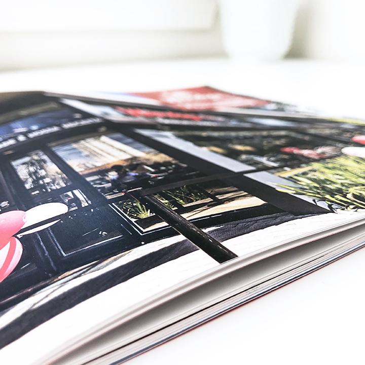 Wendy's International - print design