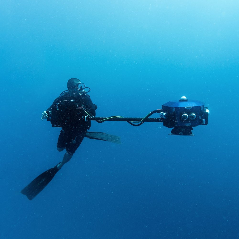 Rick Miskiv:  Director of Underwater Photography, Producer, Special Consultant for Palau & Dive Operations  Rick is a photographer / filmmaker, designer, educator, and the founder of  22 Degrees , an eco-minded outdoor gear company.
