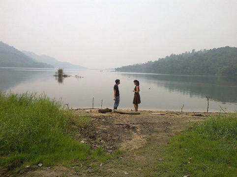 The Reservoir scene at Ulu Yam