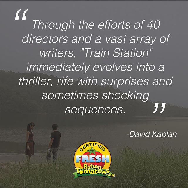 "Film critic David Kaplan compares ""Train Station"" to Christopher Nolan's ""Momento"", ""a hugely original concept in story telling"". Watch Train Station, steaming on Amazon Prime, Google Play, Vimeo on-Demand, and more. #indiefilm #filmreview #filmcritic #diversity #collaboration #indie #indiefilm"