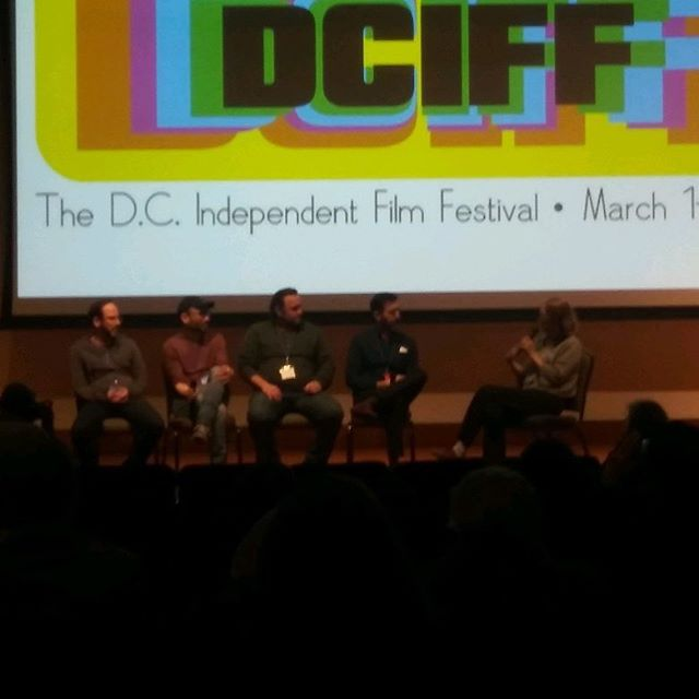The festival premiere of A Billion to One at DCIFF