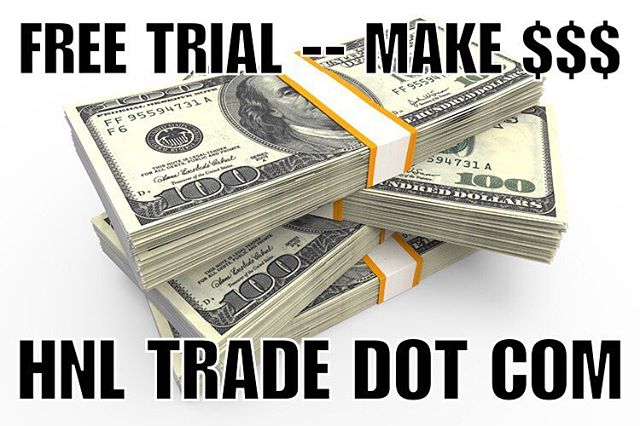Hnltrade.com/free-trial/ ➡️Currently offering ONE MONTH FREE TRIALS ➡️Guaranteed to profit with our stock picks ➡️Members gain access to: daily & monthly blogs, text message alerts on stock purchases & sells, and other resources. ➡️We offer constant proof that our methods work. Just check our previous posts and see for yourself. #stock #stocks #stockmarket #trade #daytrade #daytrading #daytrader #nyse #dowjones #nasdaq #wallstreet #investment #investments #capital #capitalgains #capitalism #money #profit #free #freetrial #warrenbuffett #futurehedgefund #earning