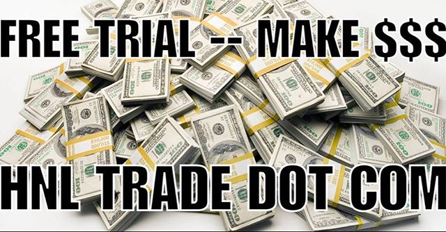 Hnltrade.com/free-trial/ ➡️Currently offering ONE MONTH FREE TRIALS ➡️Guaranteed to profit with our stock picks ➡️Members gain access to: daily & weekly blog updates, text message alerts on stock purchases & sells, and other resources. ➡️We offer constant proof that our methods work. Just check our previous posts and see for yourself. Visit our website at hnltrade.com or click on the link in our profile.  #stock #stocks #stockmarket #trade #daytrade #daytrading #daytrader #nyse #dowjones #nasdaq #wallstreet #investment #investments #capital #capitalgains #capitalism #money #profit #free #freetrial #warrenbuffett #futurehedgefund #earning