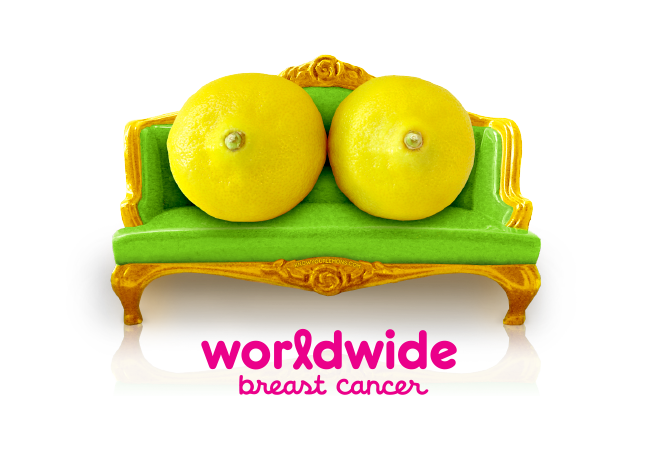 #KnowYourLemons with Worldwide Breast Cancer