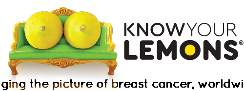 #KnowYourLemons Breast Health Education
