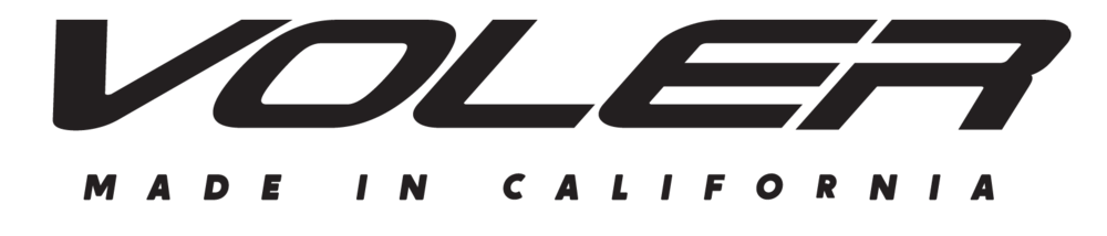 — Proudly presented by #MadeInCalifornia Voler custom apparel