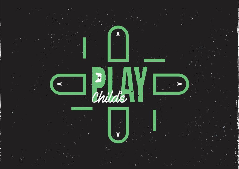 Child's Play - Branding
