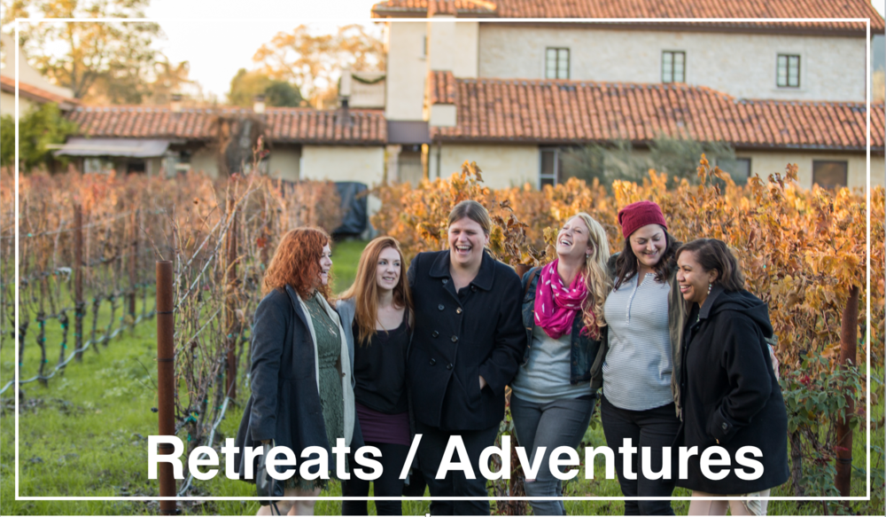 Retreats and Adventures