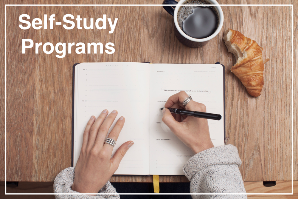 Self Study Programs