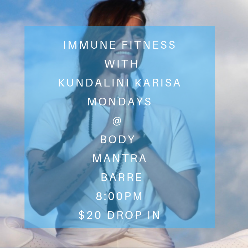 Kundalini Yoga And Meditation is canceled for this evening @ Body Mantra Barre.png