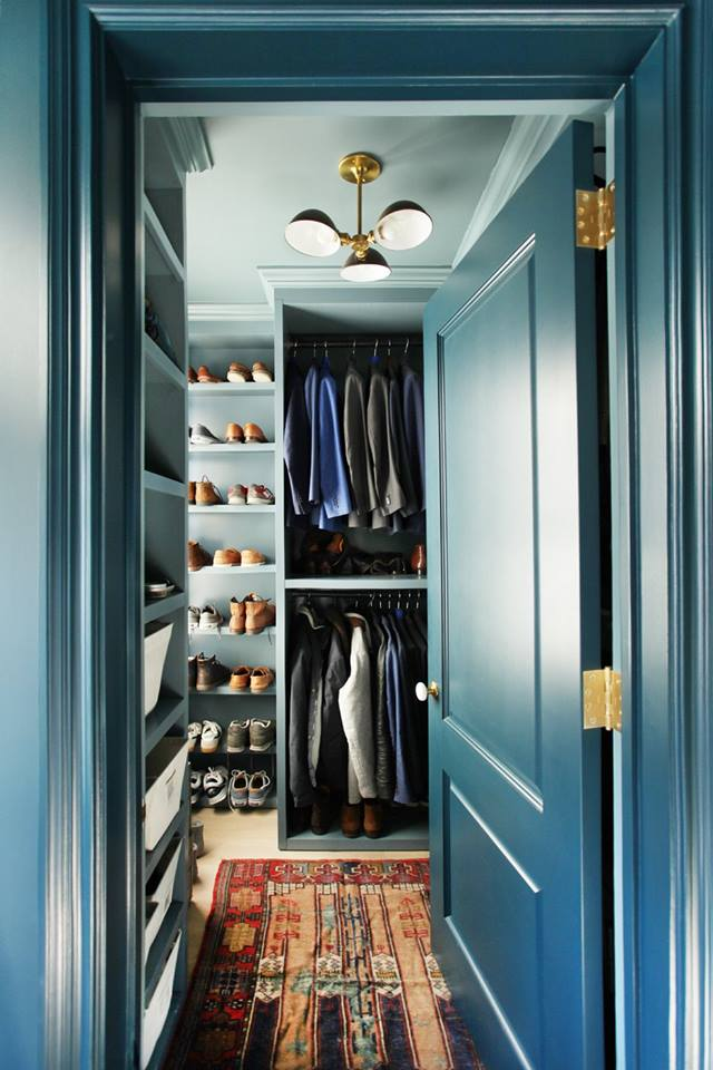 Let it be known that this is the paint color of my future closet.