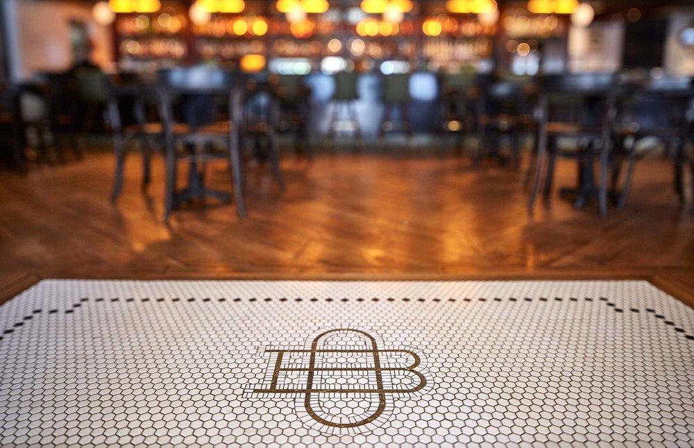 Orange Blossom Bar, located inside Armadillo Palace.