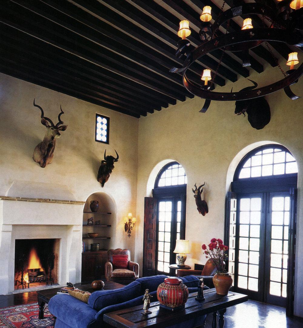 "Rancho Dos Vidas: ""Rancho Dos Vidas was built as a ranch headquarters and family hunting lodge for an Aspen couple."""