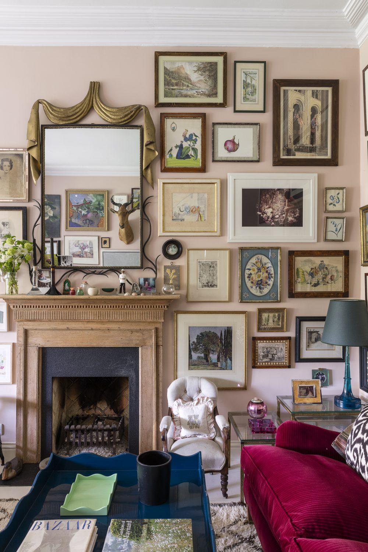 Rita's London flat / Source:    Rita Konig