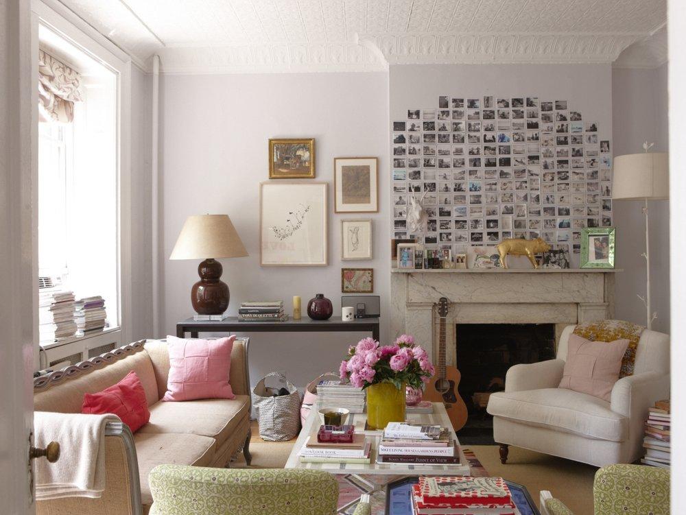 One of Rita's NYC apartments / Source:    Rita Konig