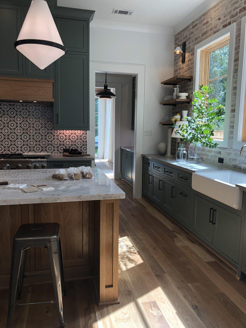 Kitchen by Meg Lonergan