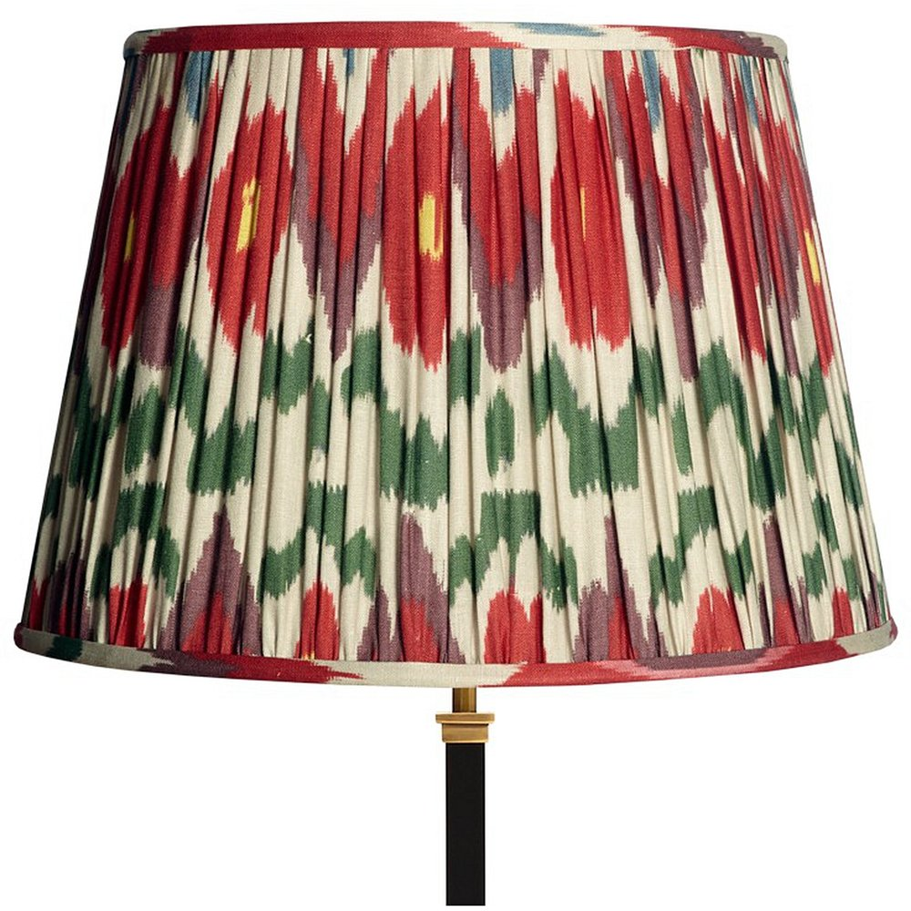 I love this ikat shade from    Pooky.    It's £88 but might be a pain to ship. Still, a sight for sore eyes.