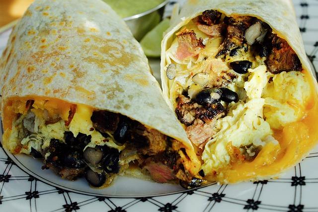 egg burrito #3simpleways