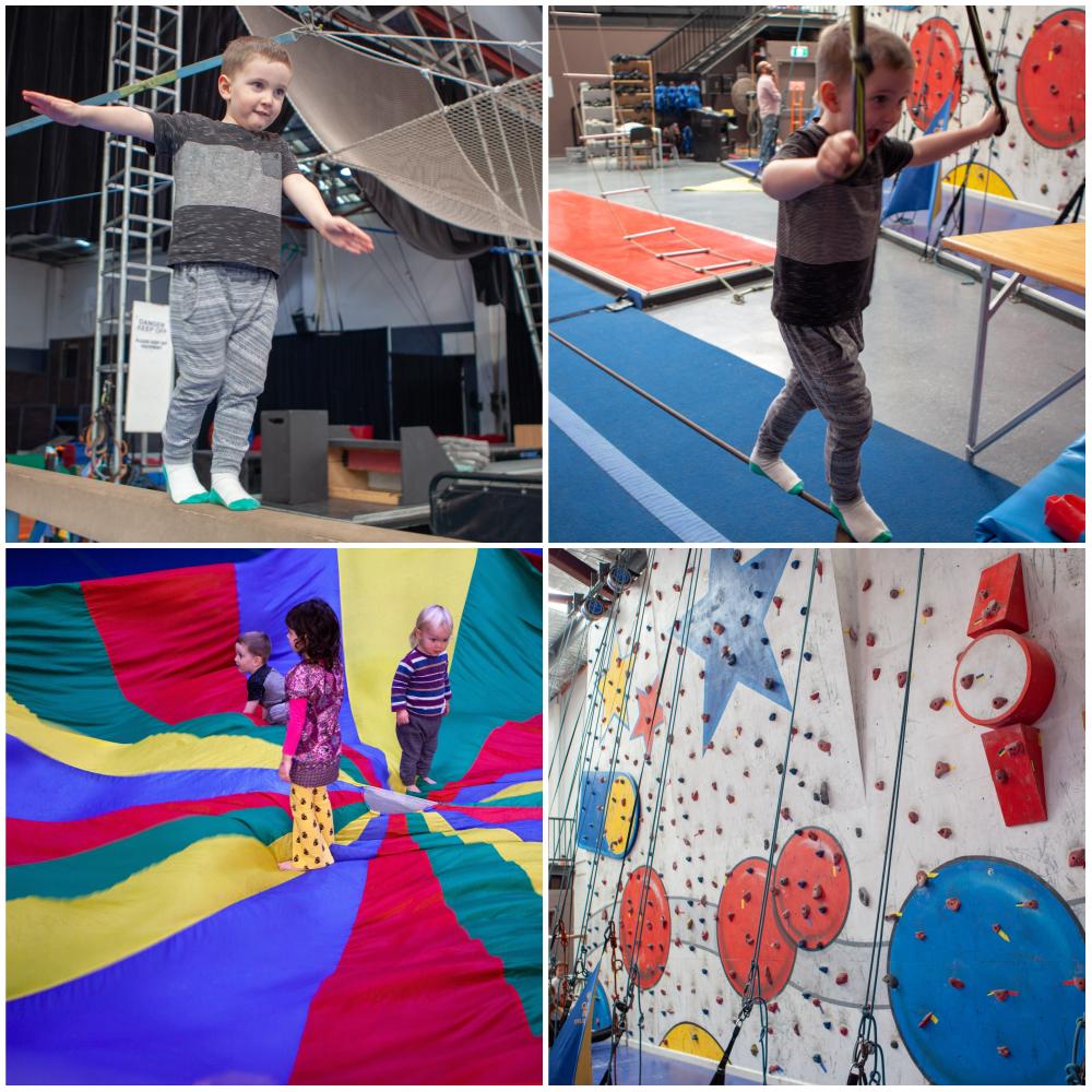 Circus Arts - Mamma Knows Byron