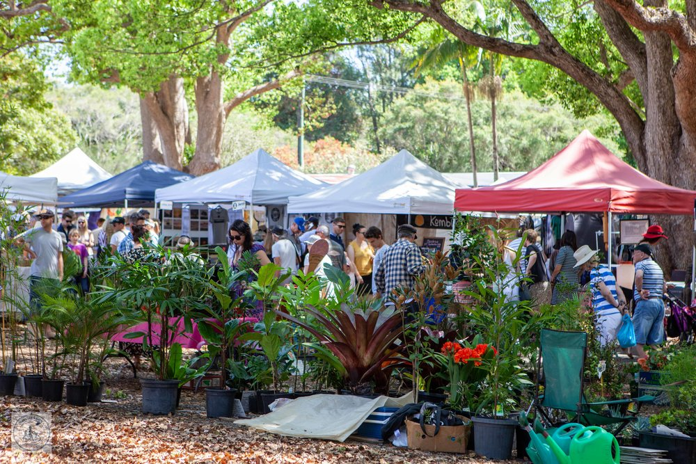 Bangalow Monthly Markets - Mamma Knows Byron